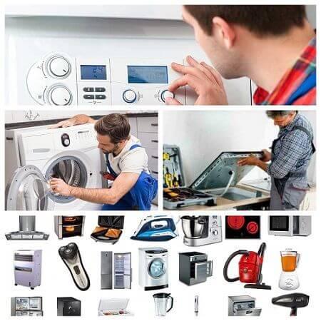 Reparación de Electrodomésticos La Alcora, servicios profesionales baratos